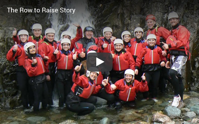 The Row to Raise Story